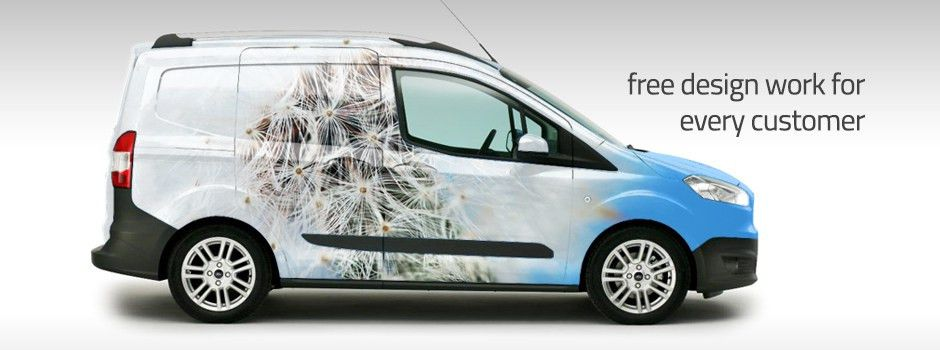Fleet Van Wrapping UK | Van Wrap Kent | Car Wrap Kent | Vehicle ...