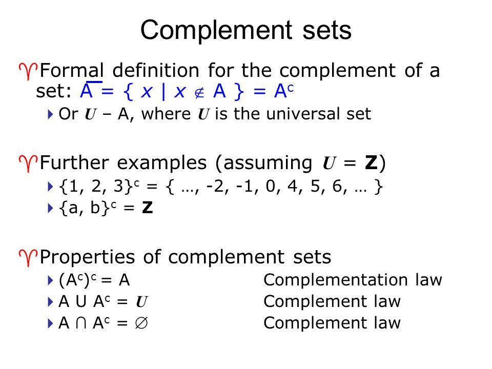 Discrete Mathematics SETS. What is a set? ^A set is a unordered ...