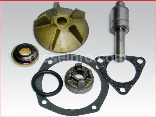 Repair Kit for Fresh Water Pump for Detroit Diesel 4-71, 6-71 ...