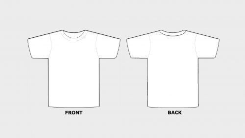 blank tshirt template printable in hd hd wallpapers wallpapers