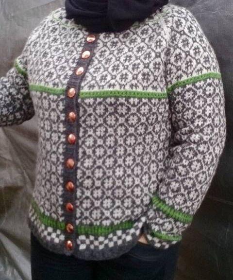 Knitting Jacquard Stitch : 1000+ images about Knitting charts - Fair Isle - Jacquard on Pinterest Knit...