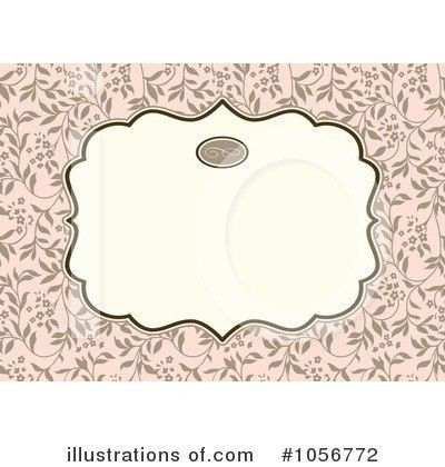 Invitation Clipart #1056772 - Illustration by BestVector