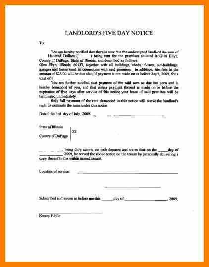 8+ Free Blank Eviction Notice Print Out | monthly budget forms