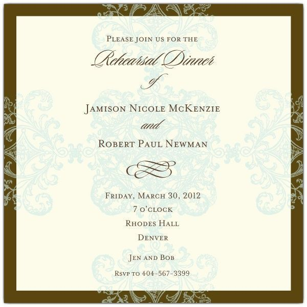 Best 25+ Dinner invitation wording ideas on Pinterest | Rehearsal ...