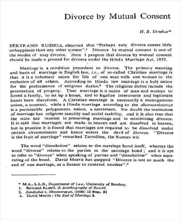 Mutual Agreement Contract Sample | Jobs.billybullock.us