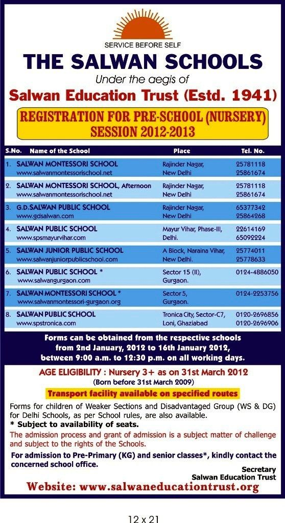 Salwan Education Trust