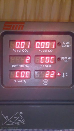 Sun Mga 1500 Emissions Tester For Sale in Athlone, Westmeath from ...