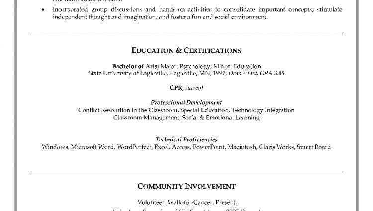 sample resume for teaching assistant job microsoft word jk ...