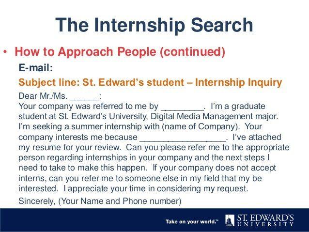 April 11 2014 russell dmba internship workshop