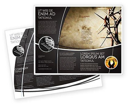 Thorns Brochure Template Design and Layout, Download Now, 07326 ...