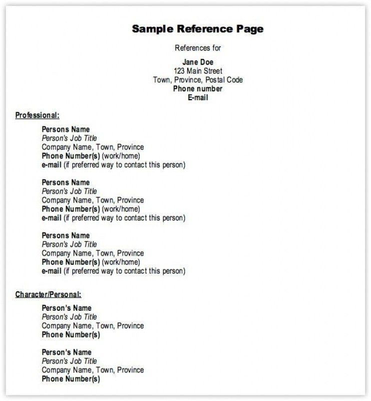 14 cv references format event planning template resume references ...