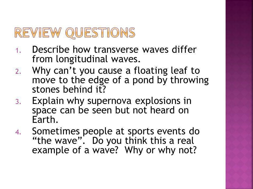 Nature of Waves Chapter ppt video online download