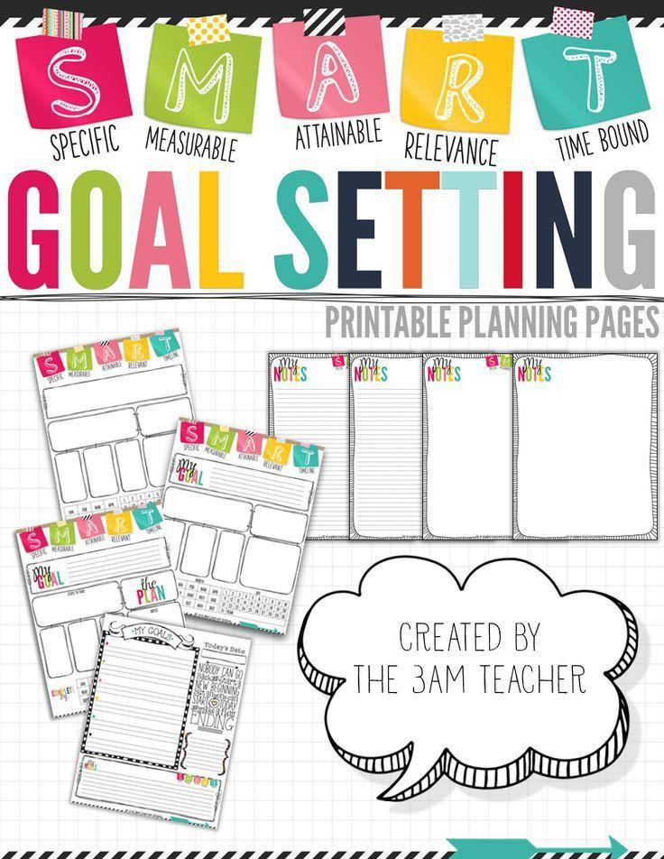 37 best SMART Goals images on Pinterest   Goal settings, Setting ...