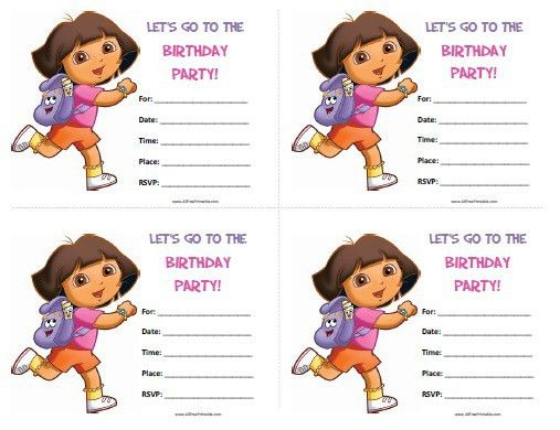 Barbie Birthday Invitation Card Free Printable ...