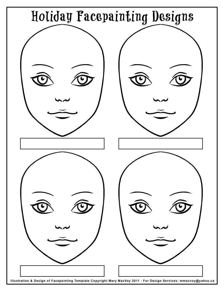 Display board pictures - Page 2 | Face & Body Painting | Pinterest ...