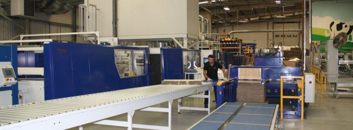 Production Operator | Atlas Packaging