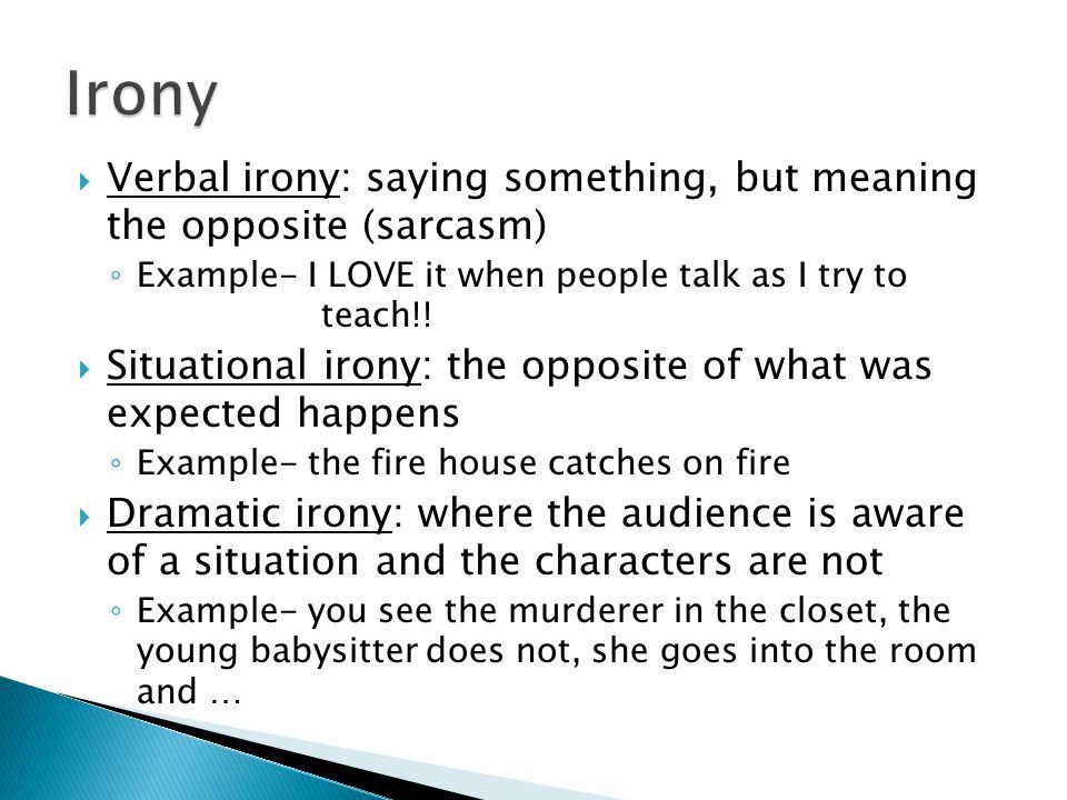 Literary Terms. - ppt download