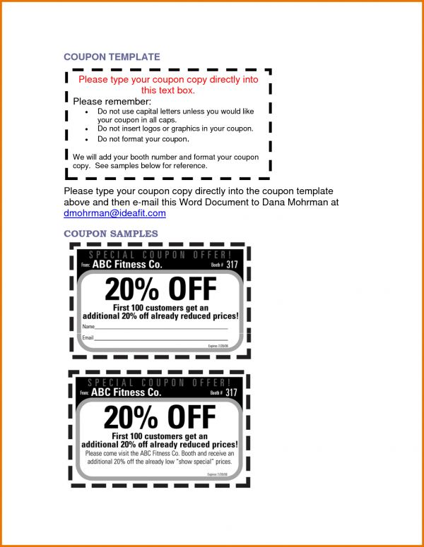 Microsoft Office Coupon.44239082.png | Scope Of Work Template