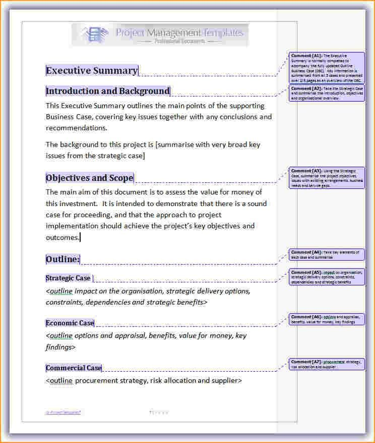 Business Case Template.Business Case Project Templates.jpg ...
