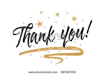 Thank You Card Stock Images, Royalty-Free Images & Vectors ...