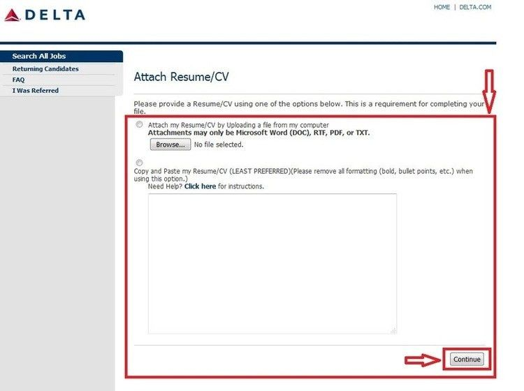 How to Apply for Delta Airlines Jobs Online at delta.com/careers