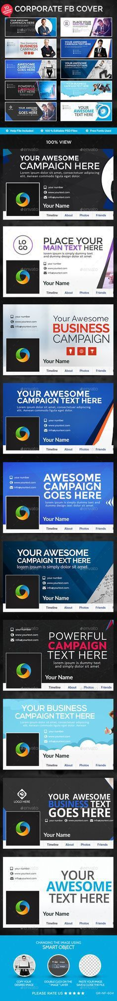 Facebook Cover | Facebook cover design, Cover template and ...