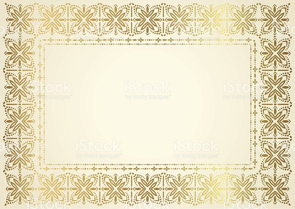 Certificate Diploma Template With Gild Border Gift Coupon ...