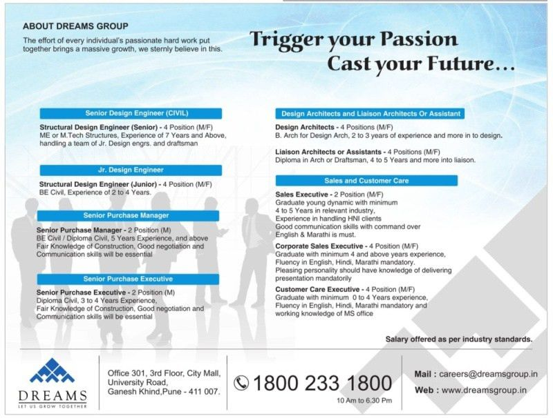 Job - Senior Structural Design Engineer - Civil - Pune ...
