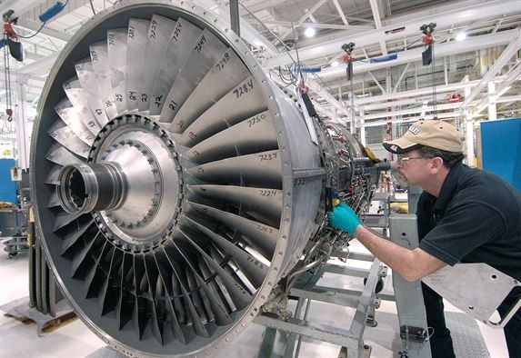 ALC partners with GE and Egyptian air force in engine-overhaul ...