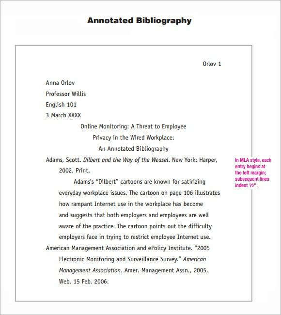 Apa annotated bibliography template. Buy Annotated Bibliography ...