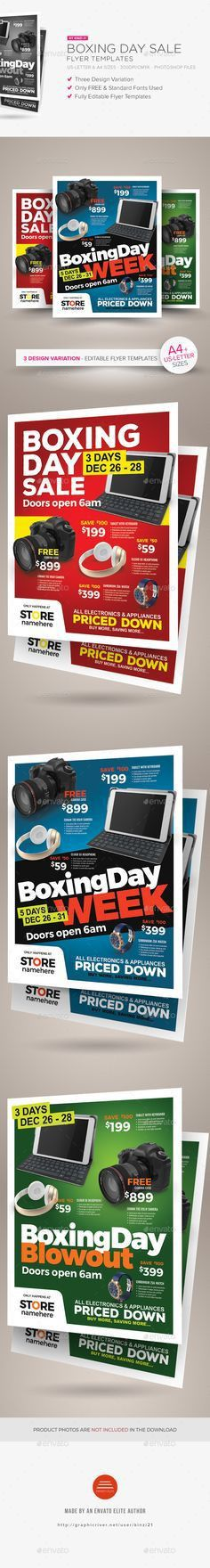 Cyber Monday Sale Flyer Templates | Flyer template, Psd templates ...