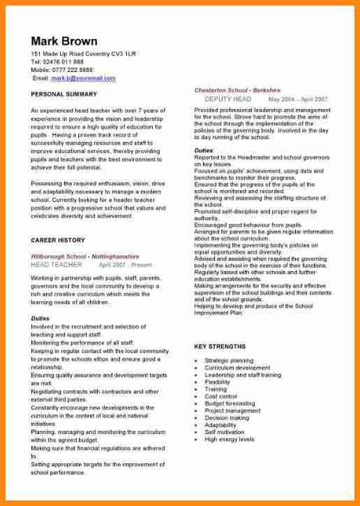 7+ academic cv template word | driver-resume