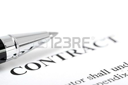 Contract Word Images & Stock Pictures. Royalty Free Contract Word ...