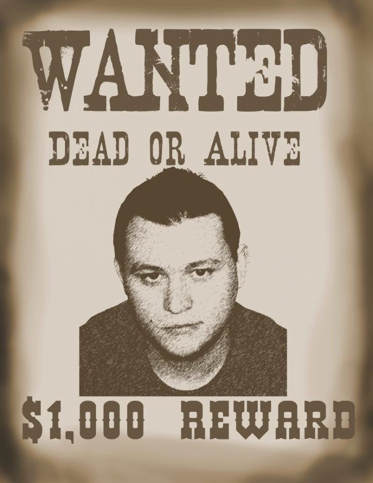 Real Wanted Posters From The Old West - Best Posters