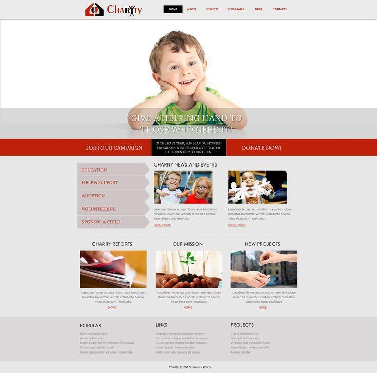 67 best Ecommerce/Non-Ecommerce Templates images on Pinterest ...
