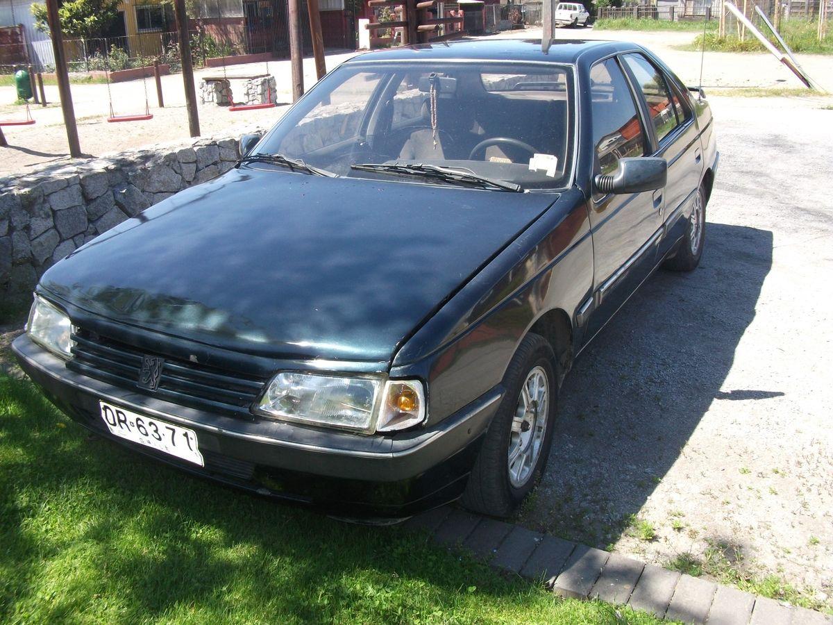 Peugeot 405 Sr 1993