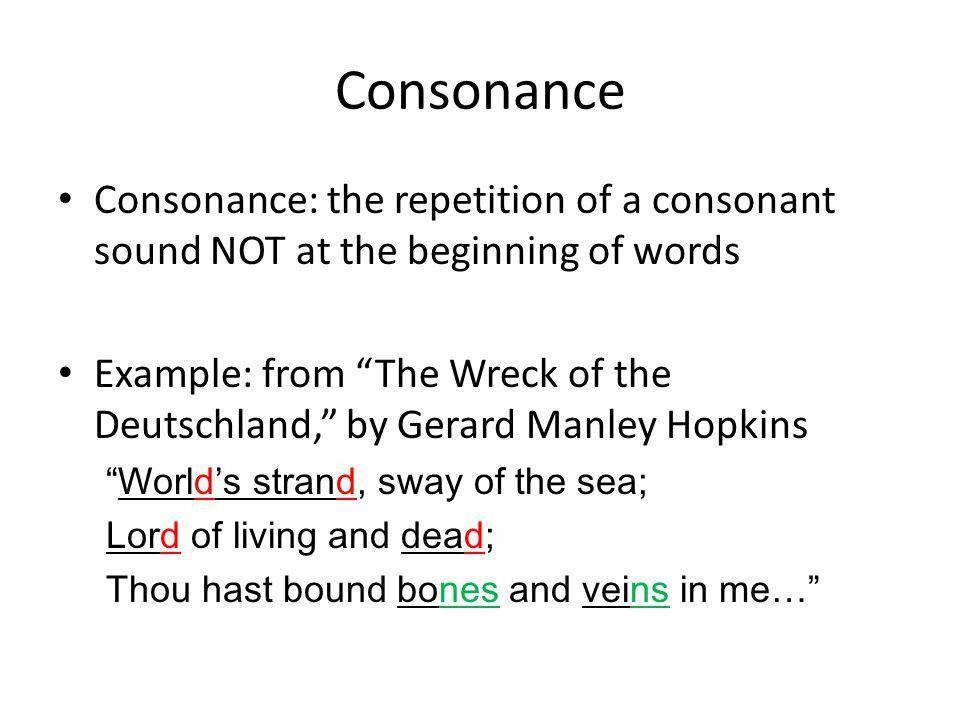 Alliteration, Consonance, and Assonance - ppt video online download