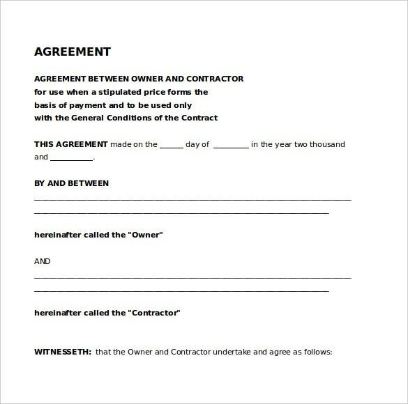 Contractor Agreement. Independent Contractor Confidentiality ...
