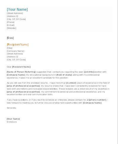 Resume and Cover Letter Examples for Entrepreneurs and Freelancers ...
