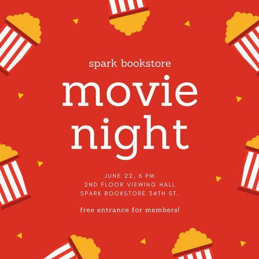 Movie Night Invitation Templates - Canva