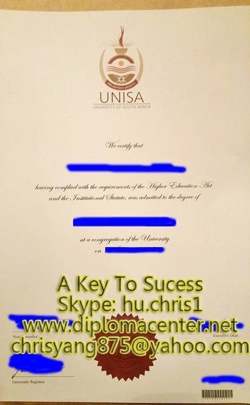 Buy a diploma, University of south Africa(UNISA) degree cert_buy a ...