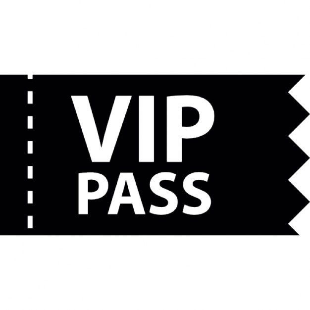19+ Backstage Pass Template | Generic Ticket Clip Art Free Vector ...