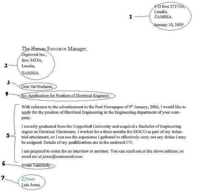 Proper Business Letter Format 2. Business Letter Format L&R ...