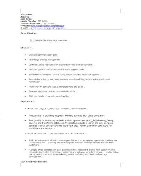letters-for-medical-assistant-with-no-experience-templates