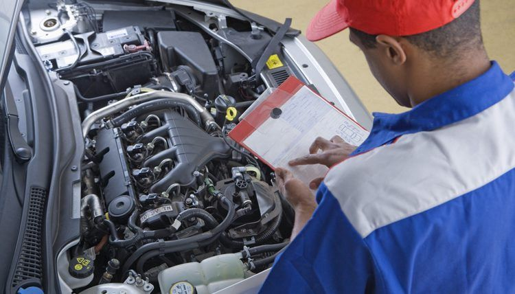 Auto Electrician Duties | Career Trend