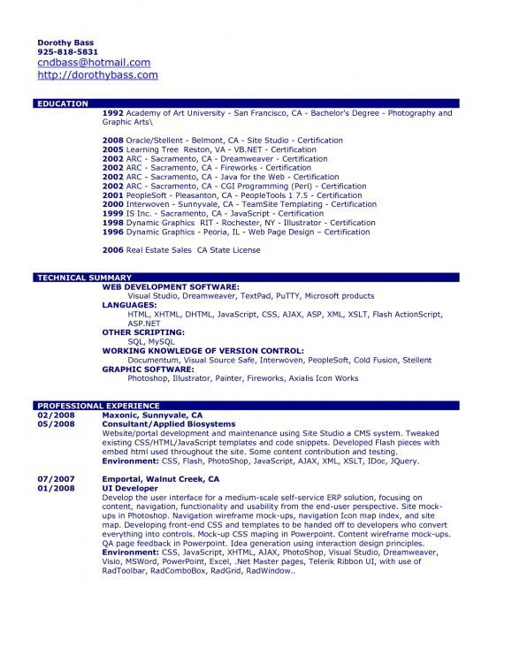 Strikingly Design Resume Copy And Paste 10 Template - Resume Example