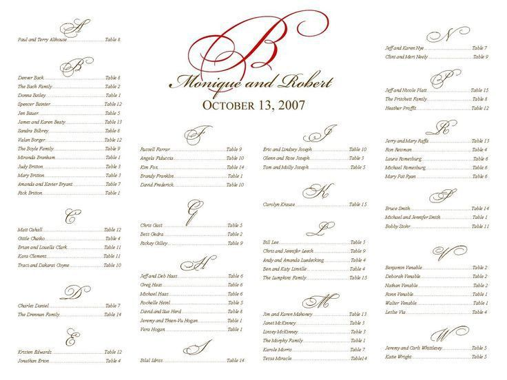 30 best Seating Chart images on Pinterest | Wedding seating charts ...