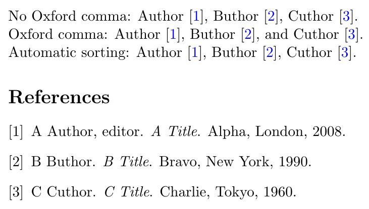 bibliographies - Getting Natbib to use an Oxford comma - TeX ...