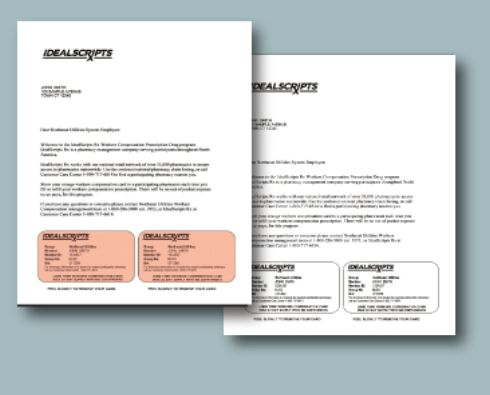 Western Business Forms & Systems – Laser Printable Patient, Member ...