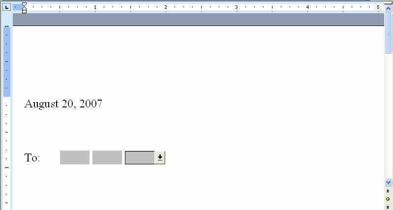 How do I... Dynamically fill Microsoft Word fields using Access ...